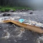 Adam Shoalts Broken Canoe