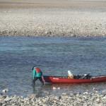 Adam Shoalts Upriver Canoe