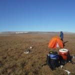 Adam Shoalts Camping