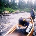 Adam Shoalts River Canoe