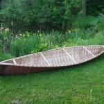 Adam Shoalts Custom Canoe